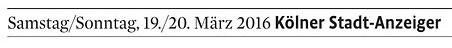Datum KStA_19.3.16